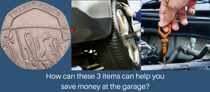 Save Money at the garage with these 3 items