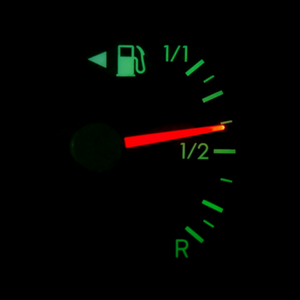 Winter driving tips - Keep you petrol tank at least half-full