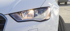 Audi-Headlight