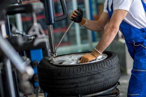 tyres brakes exhausts