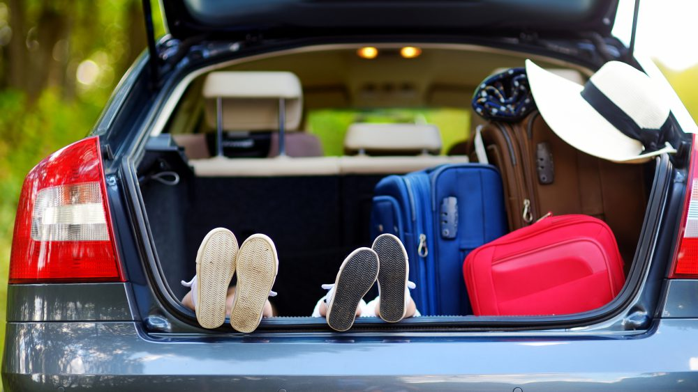 Staycation Car
